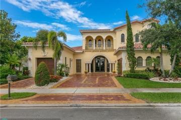Home for Sale at 6830 Long Leaf Dr, Parkland FL 33076