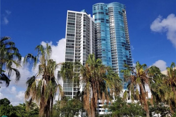 Home for Rent at 333 Las Olas Way #2008, Fort Lauderdale FL 33301