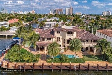 Home for Sale at 11 Seven Isles Dr, Fort Lauderdale FL 33301