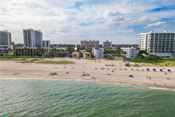Home for Sale at 600 N Ocean Blvd #2A, Pompano Beach FL 33062