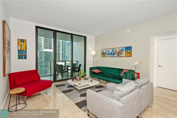 Home for Rent at 1010 Brickell Ave #2204, Miami FL 33131