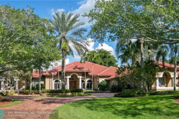 Home for Sale at 3460 Windmill Ranch Rd, Weston FL 33331