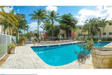 Home for Rent at 1455 Holly Heights Dr #43, Fort Lauderdale FL 33304