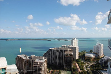 Home for Rent at 540 Brickell Key Dr #1413, Miami FL 33131