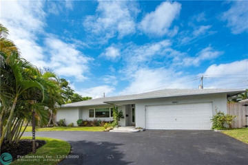 Home for Rent at 4841 NE 18th Ter, Fort Lauderdale FL 33308
