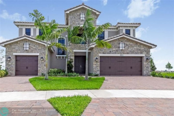 Home for Rent at 8821 Miralago Way, Parkland FL 33076