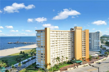 Home for Sale at 405 N Ocean Blvd #1406, Pompano Beach FL 33062