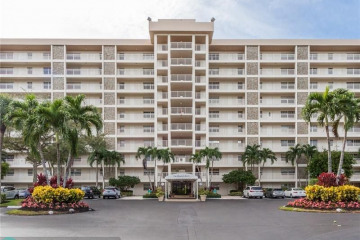 Home for Sale at 3510 Oaks Way #601, Pompano Beach FL 33069