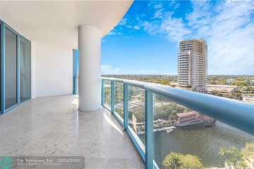 Home for Rent at 333 Las Olas Way #1402, Fort Lauderdale FL 33301