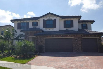 Home for Rent at 11146 N Meridian Drive, Parkland FL 33076