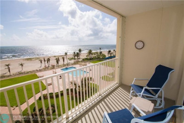 Home for Sale at 750 N Ocean Blvd #606, Pompano Beach FL 33062