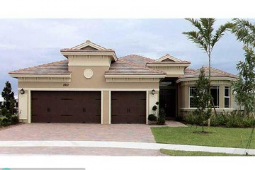 Home for Rent at 8910 Edgewater Bend, Parkland FL 33067