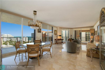 Home for Sale at 100 S Birch Rd #2302, Fort Lauderdale FL 33316