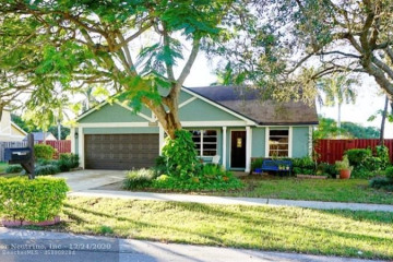 Home for Sale at 15889 W Wind Cir, Sunrise FL 33326