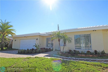 Home for Rent at 1820 NE 59th Ct, Fort Lauderdale FL 33308