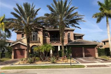 Home for Sale at 6863 Lost Garden Ter, Parkland FL 33076