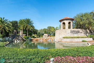 Home for Sale at 7601 Old Thyme Ct #4A, Parkland FL 33076
