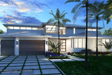 Home for Sale at 2718 NE 17th St, Fort Lauderdale FL 33305