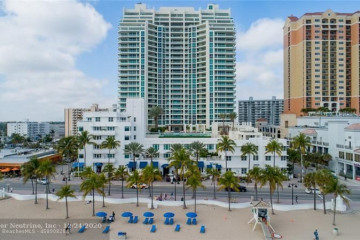 Home for Sale at 101 S Fort Lauderdale Beach Blvd #1207, Fort Lauderdale FL 33316