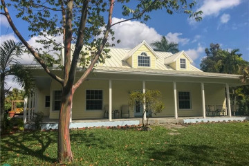 Home for Sale at 14499 Sunset Ln, Southwest Ranches FL 33330