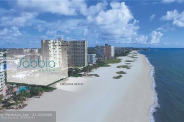Home for Sale at 730 N Ocean Blvd #1503, Pompano Beach FL 33062