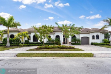 Home for Sale at 6815 NW 122nd Ave, Parkland FL 33076