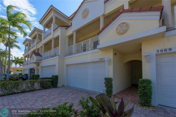 Home for Rent at 3869 NE 22nd Way #5, Lighthouse Point FL 33064