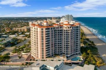 Home for Sale at 1460 S Ocean Blvd #602, Pompano Beach FL 33062