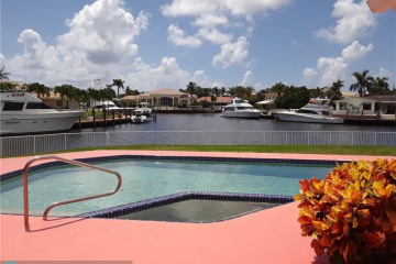 Home for Rent at 4400 NE 24th Te, Lighthouse Point FL 33064