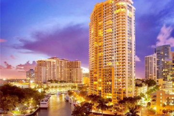 Home for Rent at 411 N New River Drive #2202, Fort Lauderdale FL 33301