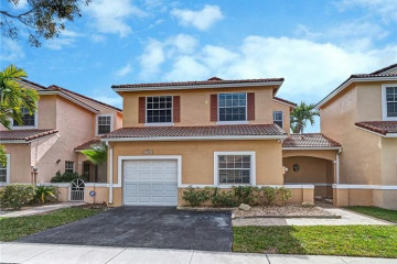 Home for Sale at 17864 SW 10 Ct, Pembroke Pines FL 33029
