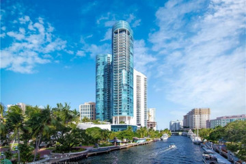 Home for Rent at 333 Las Olas Way #2803, Fort Lauderdale FL 33301