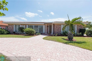 Home for Rent at 5750 Bayview Dr, Fort Lauderdale FL 33308