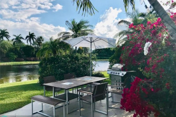 Home for Rent at 1355 Sunset Spgs, Weston FL 33326