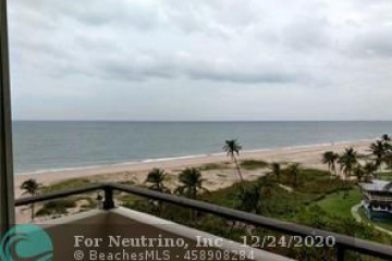 Home for Rent at 2000 S Ocean Blvd #7G, Lauderdale By The Sea FL 33062