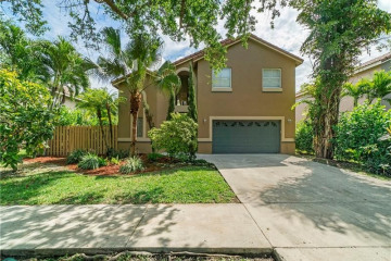 Home for Sale at 6250 NW 58th Way, Parkland FL 33067