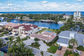 Home for Sale at 4140 NE 31st Ave, Lighthouse Point FL 33064