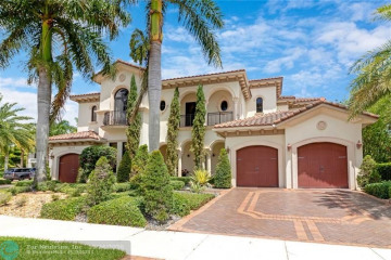 Home for Sale at 6843 Lost Garden Terrace, Parkland FL 33076
