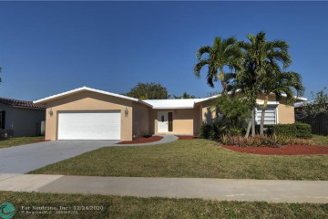 Home for Sale at 6721 NW 22nd St, Margate FL 33063