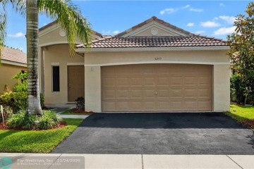 Home for Sale at 4245 Mahogany Ridge Dr, Weston FL 33331