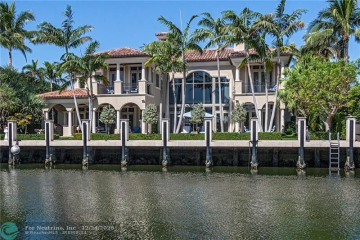 Home for Sale at 84 Royal Palm Dr, Fort Lauderdale FL 33301