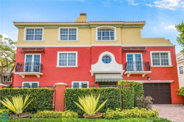 Home for Sale at 1845 NE 26th Ave #1845, Fort Lauderdale FL 33305