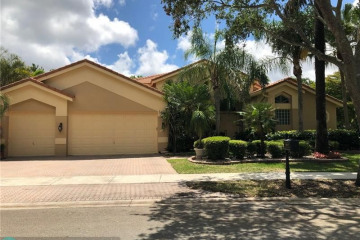 Home for Rent at 1617 Island Way, Weston FL 33326