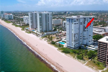Home for Rent at 1340 S Ocean Boulevard #1405, Pompano Beach FL 33062