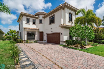 Home for Rent at 8262 Canopy Ter, Parkland FL 33076