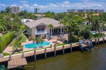 Home for Sale at 1911 Blue Water Ter S, Lauderdale By The Sea FL 33062