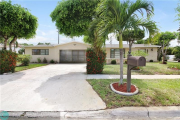 Home for Sale at 651 NW 70th Way, Margate FL 33063