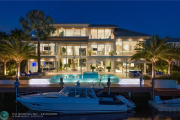 Home for Sale at 14 Isla Bahia Dr, Fort Lauderdale FL 33316