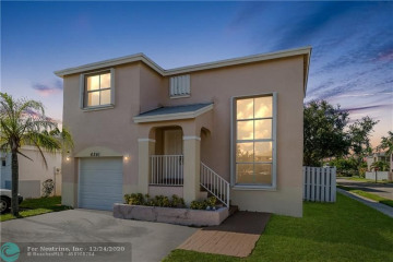 Home for Sale at 4241 SW 72nd Way, Davie FL 33314