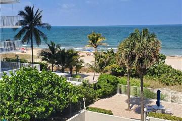 Home for Sale at 1000 S Ocean Blvd #4-O, Pompano Beach FL 33062